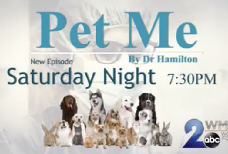 Pet Me by Dr. Hamilton